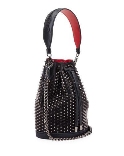 Marie Jane Large Loubirun Bucket Bag