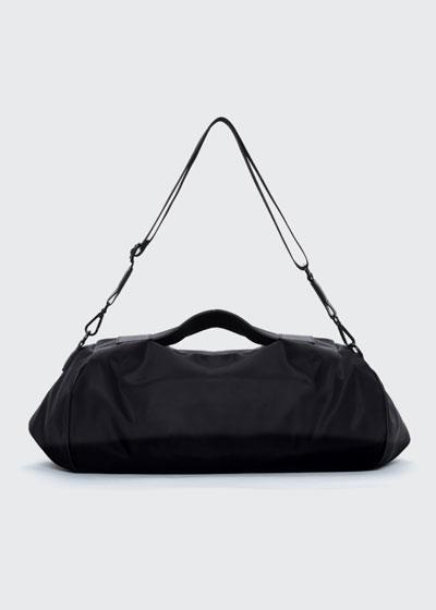 Zip-Top Gym Duffel Bag