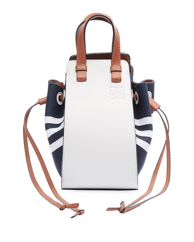 Hammock Striped Sailor Shoulder Bag