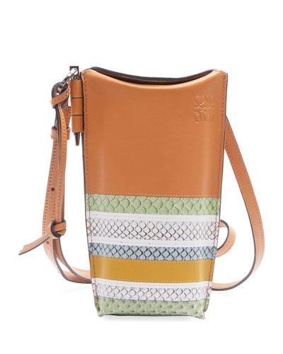 Gate Pocket Marine Soft Bucket Bag