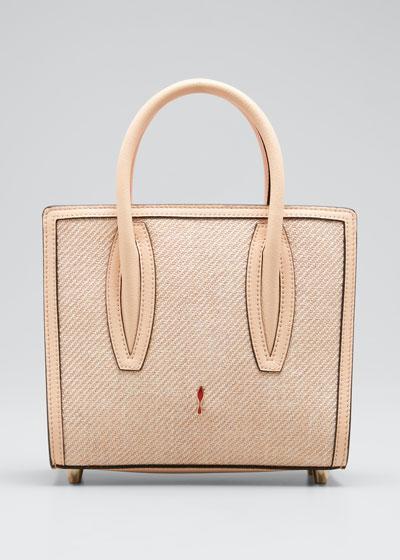 Paloma Mini Empire Canvas Tote Bag