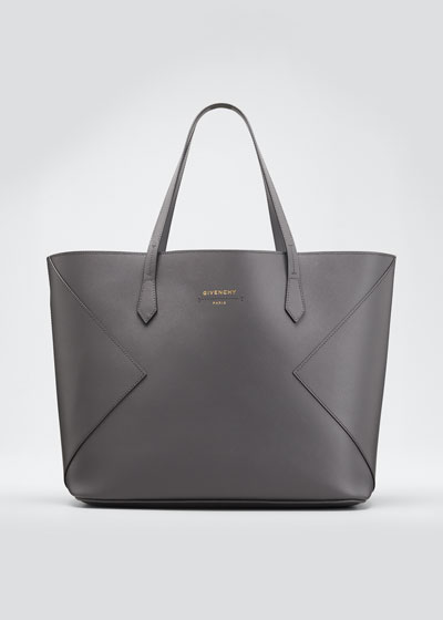Wing Smooth Shopping Tote Bag