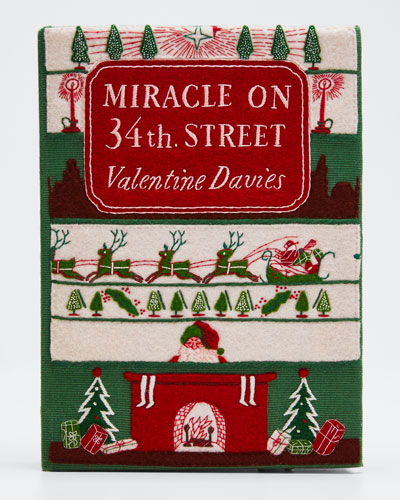 Miracle On 34th Street Clutch Bag