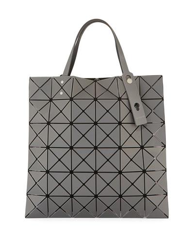 Lucent Metallic Tote Bag