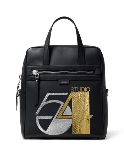 Studio 54 Small North/South Tote Bag