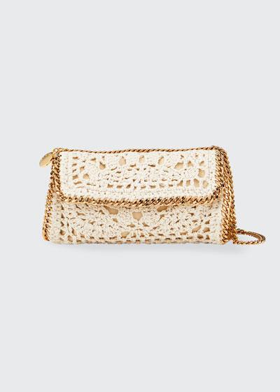 Crochet Chain Crossbody Bag