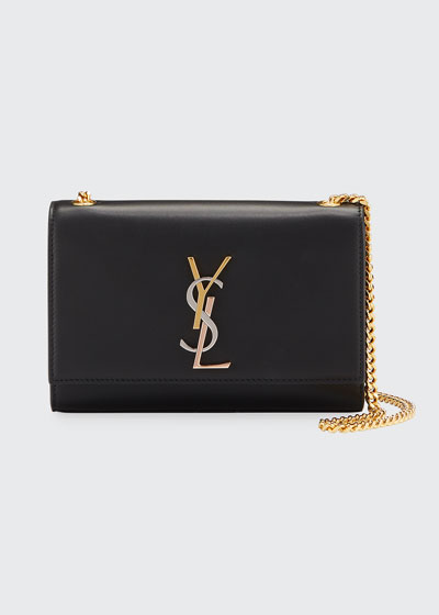 Kate Small Tricolor YSL Crossbody Bag