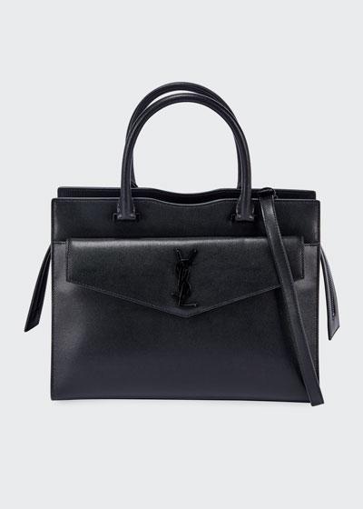 Uptown Medium East-West Satchel Bag