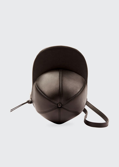 Smooth Shoulder Cap Bag