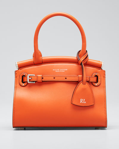 Smooth Mini RL 50 Satchel Bag, Orange