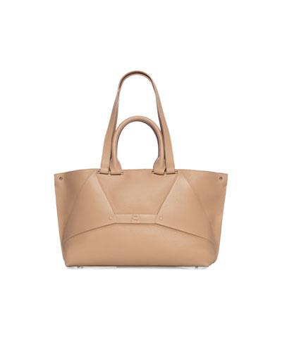 Aicon Small Double-Handle Tote Bag