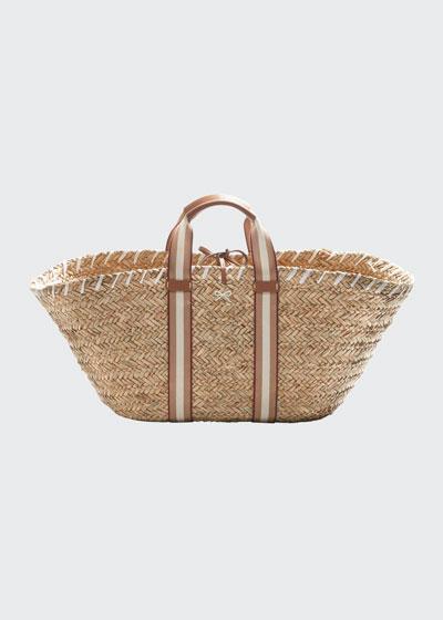 Walton Woven Logo Tote Bag