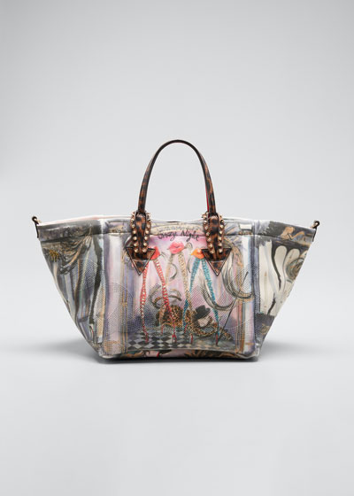 Cabaraparis Small Tote Bag