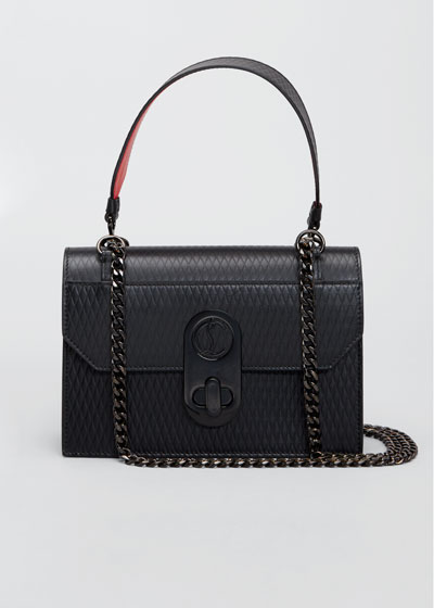 Elisa Small Quilted Chain Shoulder Bag