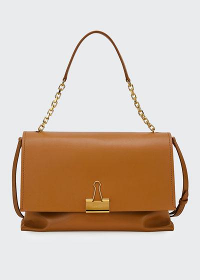 Binder Large Soft Shoulder Bag
