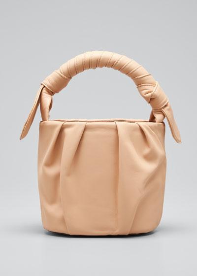 Dani Top Handle Bucket Bag