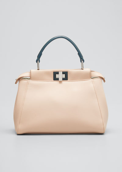 Peekaboo Micro Satchel Bag