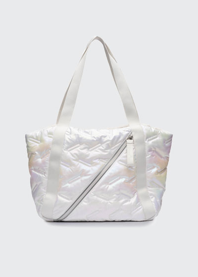 Easy Iridescent Tote Bag