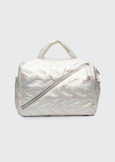 Puffle Iridescent Bag