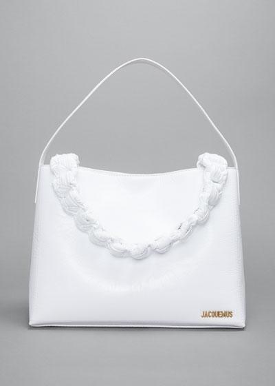 Le Grand Sac Leather Tote Bag