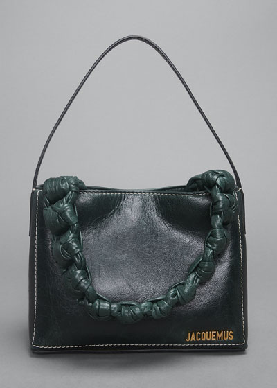 Le Sac Leather Tote Bag