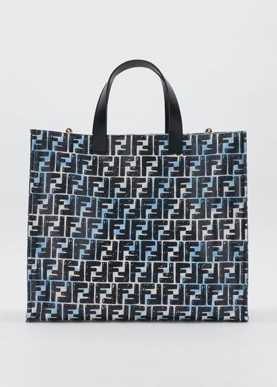 Vetrifi Small FF Shopping Tote Bag