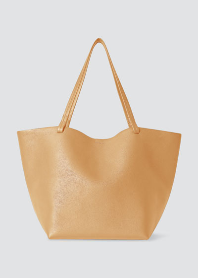 Park Leather Shopper Tote Bag