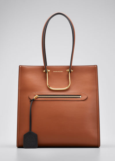 The Tall Story Bag in Calf Leather