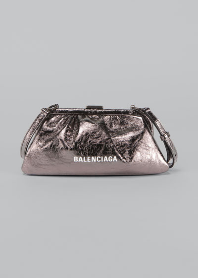 Cloud XS Metallic Clutch Bag