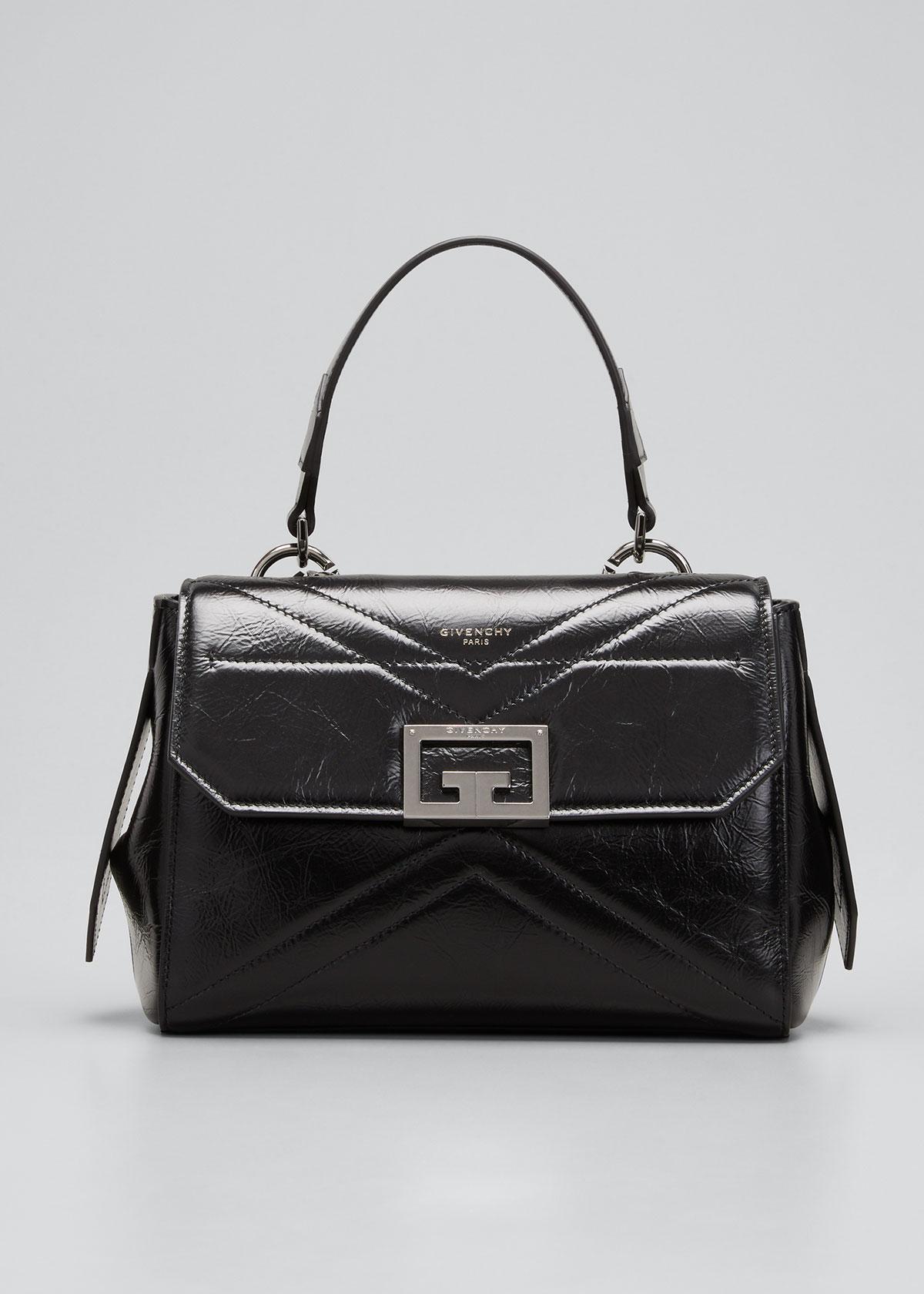 Givenchy ID SMALL VINTAGE CALF FLAP BAG