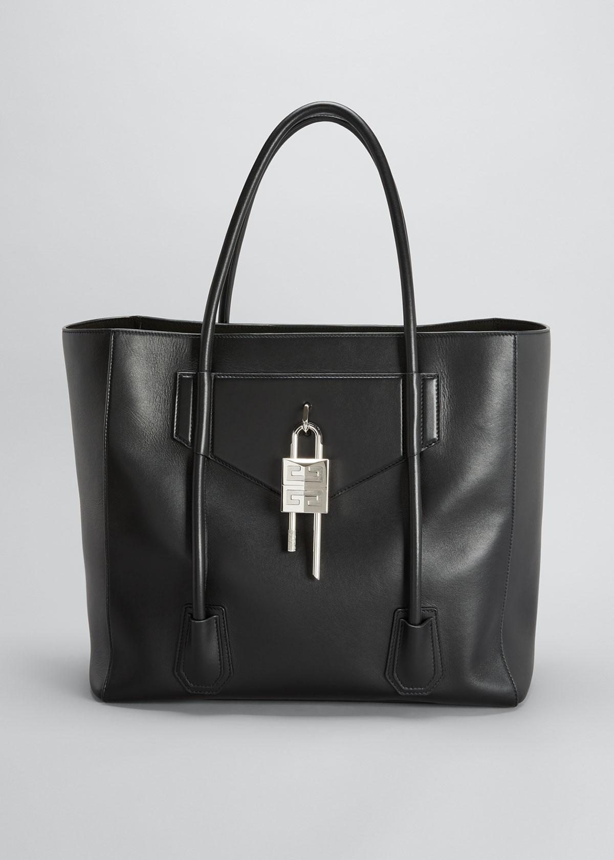 Givenchy Leathers ANTIGONA SOFT TOTE BAG WITH LOCK