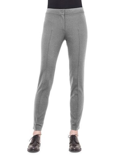 Slim-Fit Jersey Pants