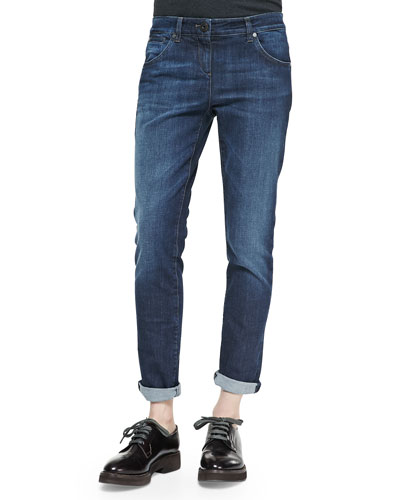 Classic 5-Pocket Denim Jeans