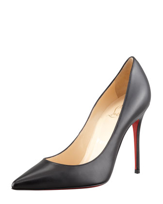 Christian Louboutin Decollette Pointed-to