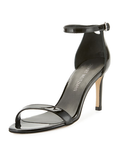 Nunakedstraight Patent Leather Sandal