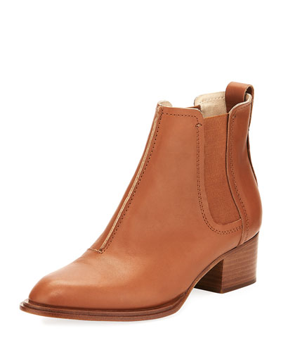 Walker II Leather Chelsea Boot, Tan