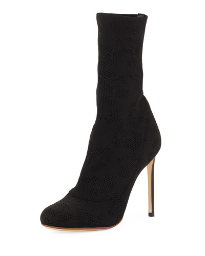 Stretch-Fabric 105mm Bootie