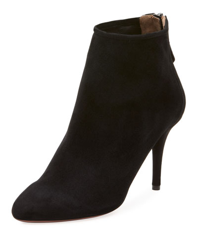 Brook Kid Suede Ankle Bootie