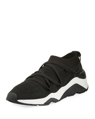 Moby Knit Slip-On Sneaker