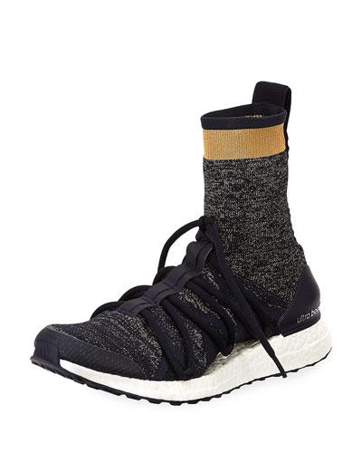 Ultraboost Tall Lace-Up Sock Sneaker
