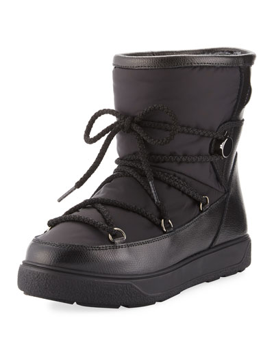 New Fanny Lace-Up Snow Boot