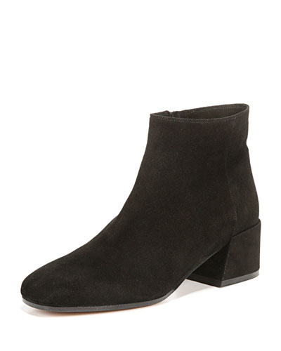 Ostend Suede Ankle Boot