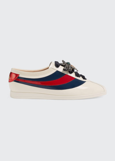 Falacer Patent Sneaker