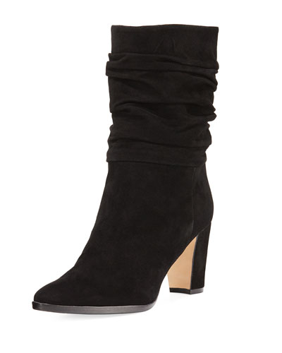 Knight Slouchy Suede Boot