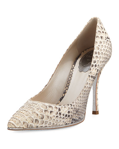 Crystal-Trim Python 100mm Pump