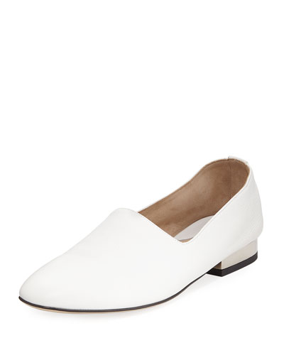 Ive Leather Loafer