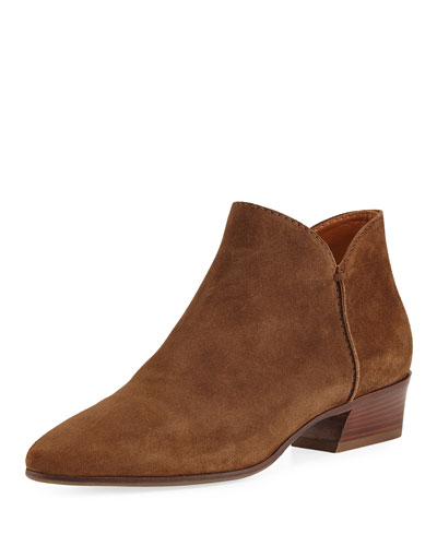 Faydell 30mm Suede Ankle Boot