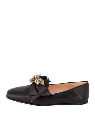 Queen Margaret Leather Loafer