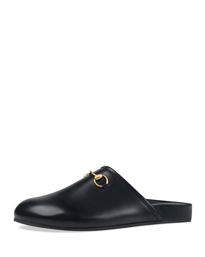 New River Leather Mule