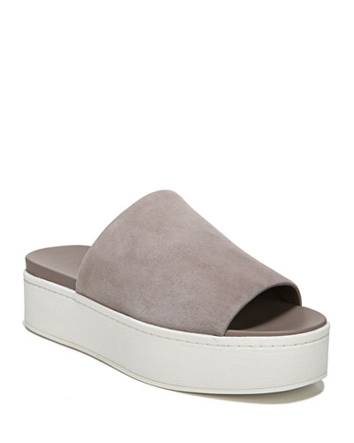 WOMEN'S WALFORD PLATFORM SLIDE SANDALS